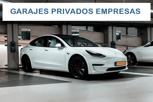 instalacion de punto recarga coche electrico en empresas